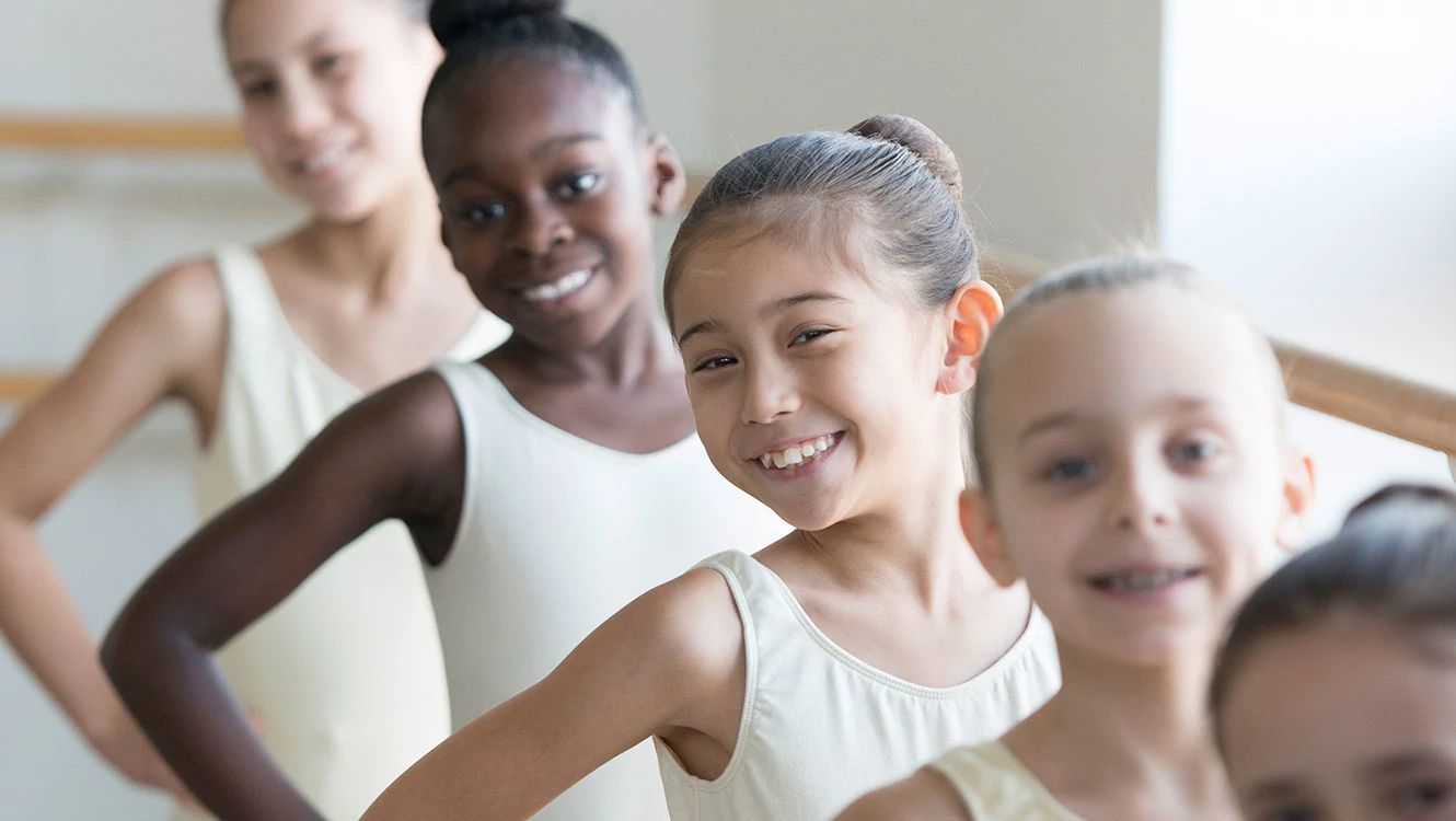 Dance program offerings for ages 9 and up